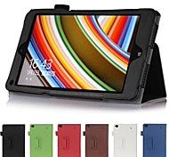 """Hand Strap Stand Leather Case Cover Card Wallet Skin for Lenovo Thinkpad 8 8.3"""" Tablet"""