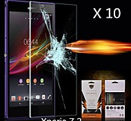 Ultimate Shock Absorption Screen Protector for SONY Xperia Z2 (10PCS)
