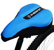 INBIKE Lycra+EVA Blue 3D Cycling Saddle Cover