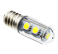 1W E14 LED Corn Lights 7 SMD 5050 80 lm Natural White Decorative AC 220-240 V