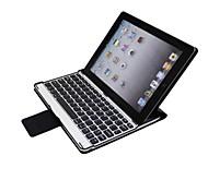 Premium Case w/ Bluetooth Keyboard for iPad 2 iPad 3 and iPad 4 (Black)