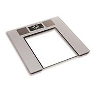 Camry Solar Bathroom Scale Digital Body Balance with 6mm Tempered Glass Platform(150kg/330lb,100g)