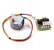 8BYJ-48 DC 5V 4-Phase 5-Wire Stepper Motor with ULN2003 Driver Board for Arduino