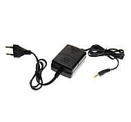 EU Plug DC 12V to AC 110-240V 1A 12W LED Power Adapter