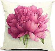 цветок хлопка / белье декоративная наволочка