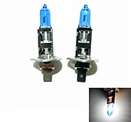 Super White H1 24V 100W Halogen Headlight White Light Bulbs (a Pair)