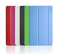 ENKAY 3-Folds Ultra-thin Protective Case with Stand for Samsung Galaxy Tab S 8.4 T700