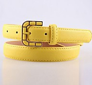 Women Skinny Belt,Cute / Casual Alloy / Leather All Seasons