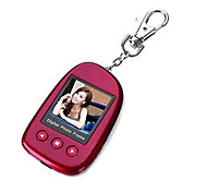 Mini 1.5 Inch Chinese Seal Digital Photo Frame with Key Ring