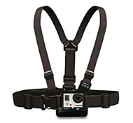 Chest Harness Tripod Straps Mount / Holder For Gopro 5 Gopro 3 Gopro 3+ Gopro 2Skate Universal Aviation Film and Music Hunting and