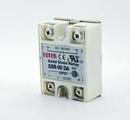 FOTEK Output 24V-380V 90A SSR-90 DA Solid State Relay For PID Temperature Controller