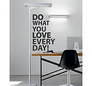JiuBai™ Inspiration Quote Home Decoration Wall Sticker Wall Decal, 43*70cm