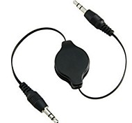 Male to Male Audio 3.5mm Cable 1.2M 3.9FT