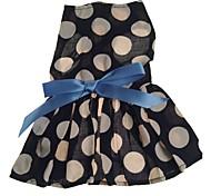 Fashionable Little Princess Dress Back For Dog (Assorted Sizes)