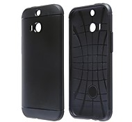 New 2014 High Quality Anti-knock Slim Armor Case for HTC One M8 - Assorted Colors