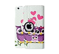 Cartoon Owls Design Case for iPad mini 3, iPad mini 2, iPad mini/ mini