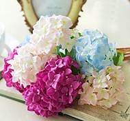 Wire Hydrangeas Artificial Flowers