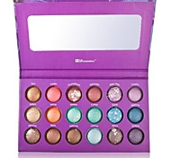 Pro 18 Color  Earth Eyeshadow Cosmetic Makeup Palette