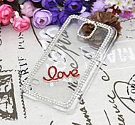 Diamant-Liebe Hülle für Samsung Galaxy i9600 s5