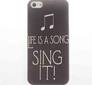 singen entwerfen weiche für iphone 5/5 s