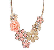 Rose Fashion Necklace