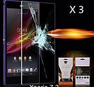 Ultimate Shock Absorption Screen Protector for SONY Xperia Z2 (3PCS)
