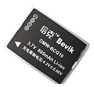 3,7 V 895mAh bevik BCG-11 Li-Ionen-Akku für LEICA V-LUX 30 v-lux30 vlux30