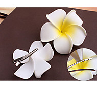 Frangipani Flower Hairpin Small Size