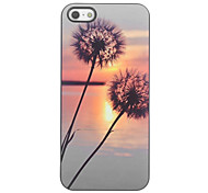 Dandelion Design Aluminium Hard Case for iPhone 4/4S