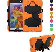 Schmetterlingsform Hülle mit Ständer für Samsung Galaxy TAB4 8,0 Zoll (verschiedene Farben) T330
