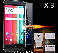Ultimate Shock Absorption Screen Protector for HTC M8 (3PCS)