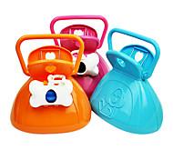 Dog Pet Waste Pick-up Tool and Bag Dispenser Set Random Color Bags Included
