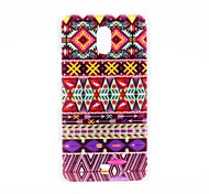 Kinston Colorful Lace Pattern Plastic Hard Case for Nokia Lumia 1320