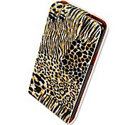 Colorful Letter Up-down Turn Over PU Leather Full Body Case for  Samsung Galaxy S2 I9100