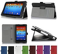 Leather Smart Cover Hand Folio Flip Stand Case  for Lenovo A8-50/A5500