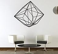jiubai ™ arte figura geométrica parede adesivo de parede do decalque