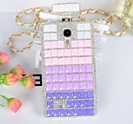 Fully Jewelled Diamond Perfume Bottle Back Cover Case for SAMSUNG Galaxy S5 I9600