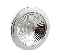 Lâmpada de Foco Regulável E26/E27 10 W 1000-1100LM LM 2800-3200K K Branco Quente 1 COB AC 110-130 V AR