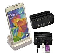 Multifunktionsmikro OTG Smart Charge Dock für Samsung Galaxy S3 / S4 / Note 2