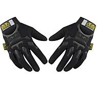 Mechanix® Sports Gloves Women's / Men's / Unisex Cycling Gloves Spring / Winter Bike GlovesKeep Warm / Wearproof / Windproof / Wearable /