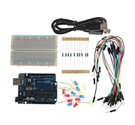 XD  DIY  UNO R3  Experiment Basic Learning Tools Kit for Arduino
