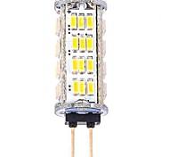 4W G4 LED-maïslampen T 57 SMD 3014 360 lm Koel wit DC 12 / AC 12 V