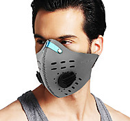 COOLCHANGE Sliver Dust-anti Warm-keeping Cycling Face Masks