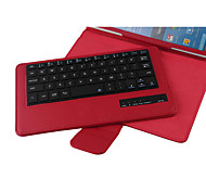 PU Leather Full Body Case with Removable Magnet Bluetooth3.0 Keyboard for Samsung Galaxy Tab Pro T320(Assorted Colors)
