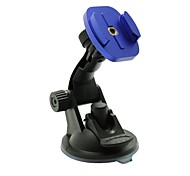 Egamble Plastic Suction Cup Camera Stand Holder with Aluminum Tripod for GoPro HD Hero 2/3/3+