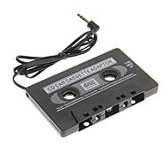 Car Audio Cassette Adapter Player(Black)