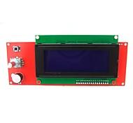 2004 LCD Display Smart Controller Module with Adapter for 3D Printer Controller RAMPS1.4 Arduino Mega Pololu RepRap