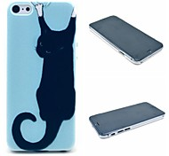 Wall Cat Pattern Hard Cover for iPhone 6