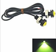 Faros Antiniebla/Luz para el Día/Luz Para La Placa del Coche ( 4300K , Luz Dirigida ) - LED