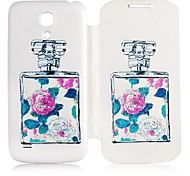 Perfume Bottle Pattern Full Body Case for Samsung Galaxy S4 Mini I9190